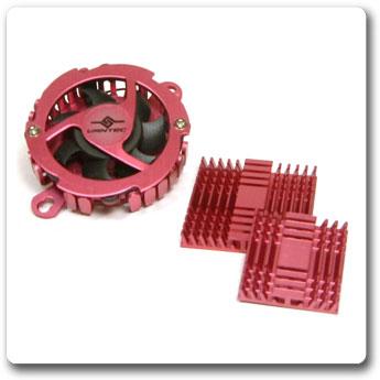 Комплект охлаждения Vantec CCB A1A для VGA и чипсета  Алюминиевый