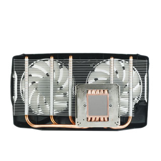 Кулер для видеокарты Arctic Cooling Accelero Twin Turbo II для NVIDIA и AMD Radeon