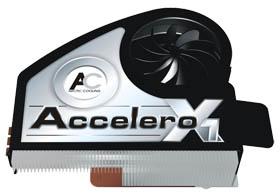Кулер   для видеокарты  Accelero X1