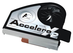 Кулер   для видеокарты  Accelero X2