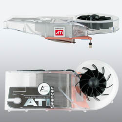 Кулер для видеокарты    ATI Silencer 5 Rev 2 Arctic Cooling