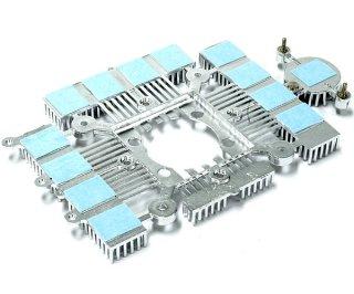 Радиатор ZM RHS88 для чипов памяти VGA RAM NVIDIA GEFORCE 8800 для Zalman VF1000