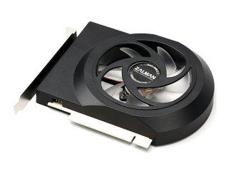 Кулер Zalman ZM SC100 для охлаждения VGA RAM  FET с интерфейсом PCI