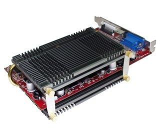 Радиатор пассивный для VGA Zalman ZM80C HP