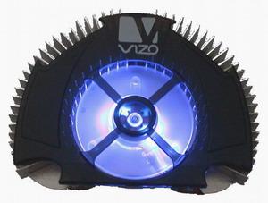 Набор Vizo алюм  VGA кулер с синей подсветкой и 8 медных радиаторов для памяти