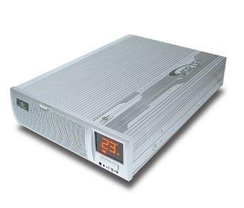 Устройство с LCD для охлаждения жесткого диска для отсека 5   серебр  цвета
