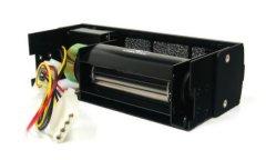 Устройство охлаждения жесткого диска для отсека 5    черного цвета