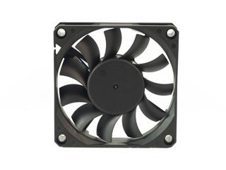 Вентилятор 70мм SilentMatic SFA7015LS 12N  OEM