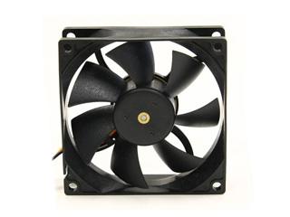 Вентилятор 92мм для корпуса черный Scythe S FLEX SFF92D 2500 rpm S FDB