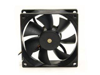 Бесшумный вентилятор для корпуса 80мм Scythe S FLEX SFF80A 1000 rpm S FDB