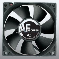 Вентилятор для корпуса 80мм ARCTIC Fan AF8025L черный