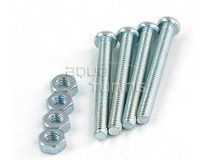 Фильтр с метал  сеткой и УФ синей рамой для вентилятора 120мм