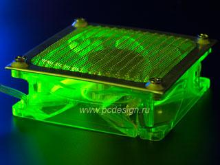 Металлический фильтр FM 08 для вентилятора 80мм