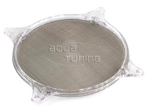 Фильтр с метал  сеткой и прозрачной рамой для вентилятора 120мм