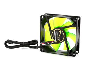 Вентилятор Nanoxia DX08 1200  80мм  1200rpm с антивибр  винтик