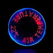Вентилятор   Световой термометр   LIGHTWRITER  с SMD светодиод   3d Hurricane