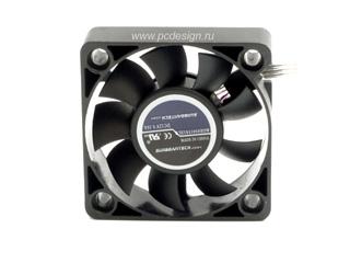Вентилятор SB SF5015S для корпуса черный 50мм  втулка  SUNBEAM SYSTEM FAN