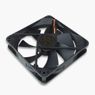 Вентилятор 120 мм для корпуса Yate Loon D12SH-12 черный 78050