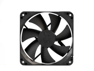 Вентилятор 120 мм Nanoxia AX12 2000 Airflow OEM черный без упаковки  9