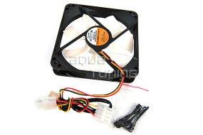 Тихий вентилятор 120 мм с белыми лопастями Nexus BASIC D12SL-12 BW