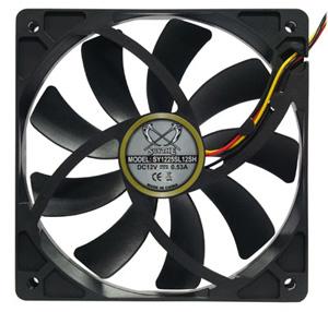 Вентилятор для корпуса Scythe Slip Stream 120 мм 1200 rpm SY1225SL12M