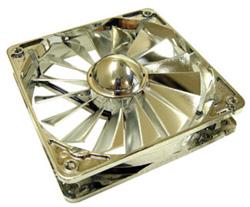 Вентилятор 120мм AeroCool Turbine 1000 Silver