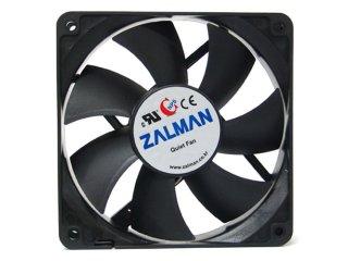 Вентилятор Zalman ZM F3 120мм черный антивибрационные винты и резистор