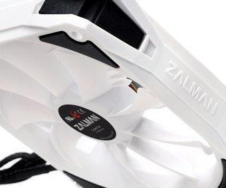Вентилятор Zalman ZM-SF3 120мм белая акула