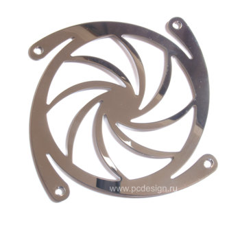 Турбина   стальная решетка для 120 мм вентилятора
