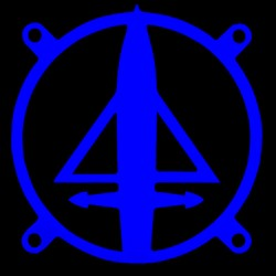 Military     синяя флуоресцентная решетка светящаяся в ультрафиолете