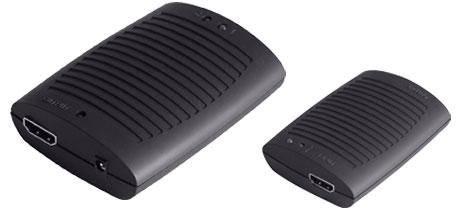 Переключатель разветвит  HDMI авт   с усилит  сигнала HB7002 2 Way HDMI Auto  IC