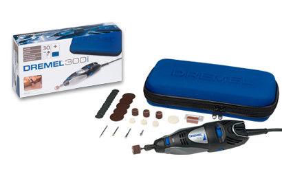 Дремель DREMEL 300 Series  300 30    многоф  инструм  в мягком кейсе  30 насадок