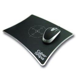 Алюминиевый  коврик для профессиональных геймеров Cyber Snipa
