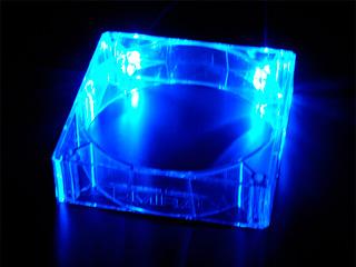 Светодиоды для компьютера на молексе TFC LED Module BLUE 641044
