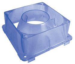 Переходник для вентилятора от 60 мм  к 80 мм