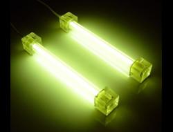 Комплект Revoltec из 2 х желтых ламп 10 см  с инвертором