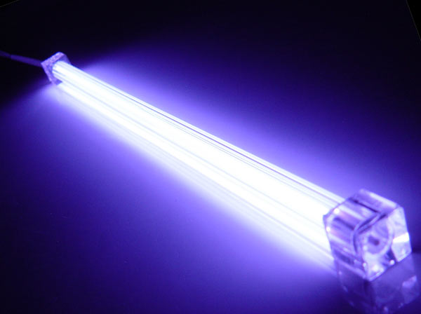 Дополнительная неоновая лампа  фиолетовая  30 см  без инвертора