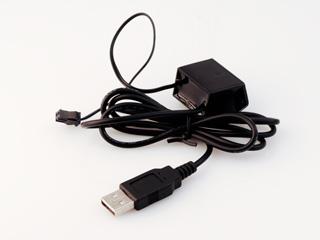 USB Инвертор для неоновых шнуров длиной до 3м