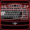 Профессиональная игровая клавиатура CYBER SNIPA Warboard USB