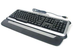 Моддерская клавиатура Saitek Eclipse II с тремя видами подсветки