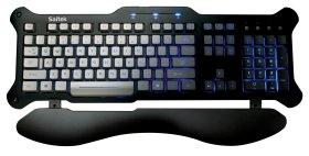 Моддерская клавиатура с подсветкой   Saitek Eclipse