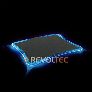 Коврик для мыши LightPad Precision Blue  синяя  подсветка