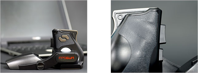 Игровая мышь в виде пистолета Zalman FPSGUN FG1000