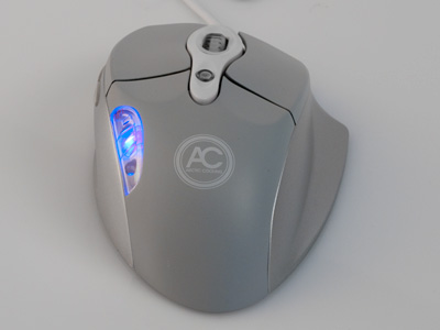 Геймерская мышь ARCTIC M551 L светло серая