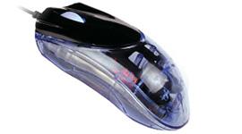Моддерская мышка   Cobra   с синей подсветкой  USB