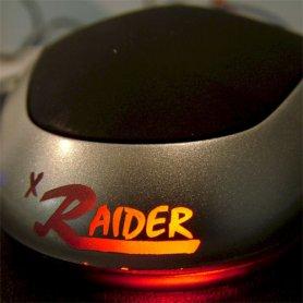 Профессиональная игровая мышь xRaider  с подсветкой