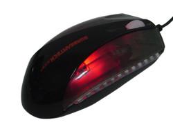 Геймерская мышка  MS X777  с переключателем чувствительности 1300 и 650 dpi