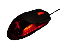 Геймерская мышка  MS X888  с переключателем чувствительности 1300 и 650 dpi