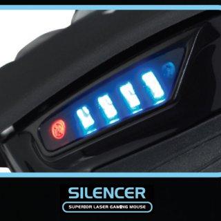 Профессиональная игровая мышь Cybersnipa Silencer