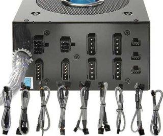 Модульный блок питания  Turbine  мощностью 450W   черный